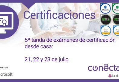 Durante el mes de julio Fundación Esplai ofrece una nueva oportunidad para certificarse con exámenes desde casa